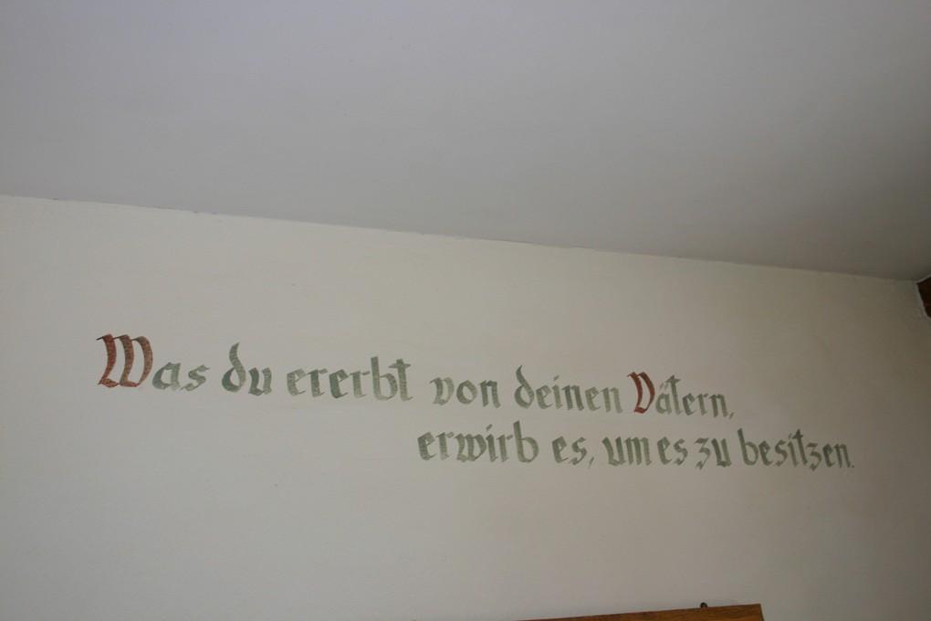 Referenzen Maler Zimmermann